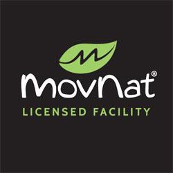 Movnat Licensed Facility logo