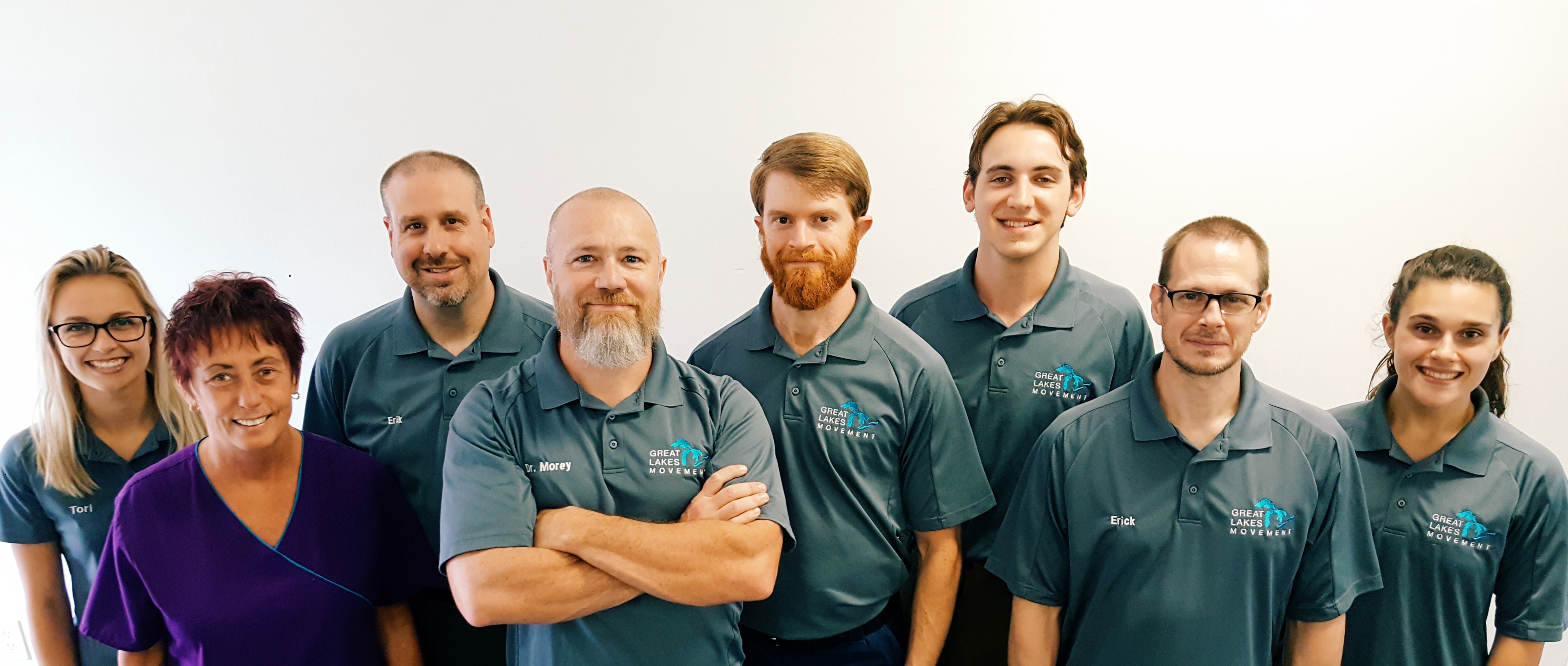 Meet The Staff of Great Lakes Chiropractic & Movement Center, Flint, Michigan