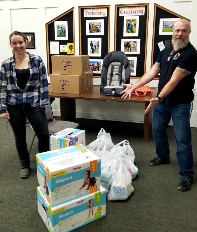 Shout out to Parkers Propane for giving to their community! For years,  #DrMorey and #GLCMC have been actively involved in donations for ennis_center_for_children in #flintmichigan . This large donation was made possible thanks to one of the docs #uncivilizedguides , thank you so much Mikayla 👋🙂🙌🤗👍 We appreciate everyone's help in keeping our community supported! If you would also like to donate to the Ennis foster kids, please contact the center at +1 810-234-5431.  #movementcenter #movementspecialist #community #wellness #Howwelldoyoulive ???